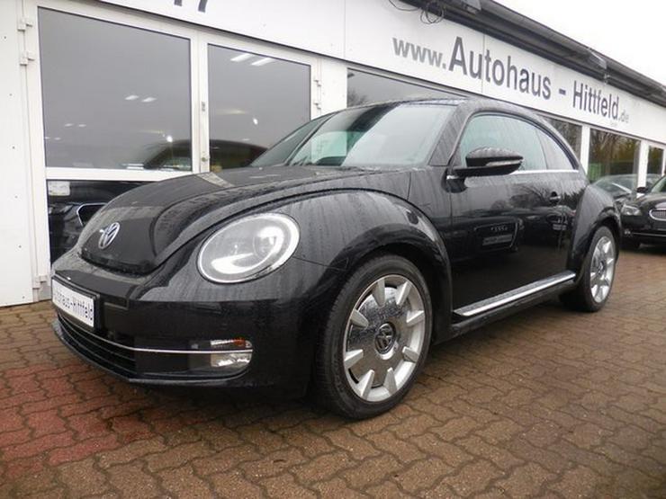 Bild 15: VW Beetle 2.0TDI >Design< Leder Pano NAVI Xen 18Alu