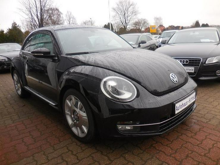 Bild 10: VW Beetle 2.0TDI >Design< Leder Pano NAVI Xen 18Alu
