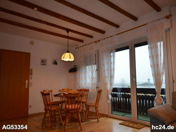 Bild 3: *** möblierte 3-Zimmer-Wohnung in Burlafingen