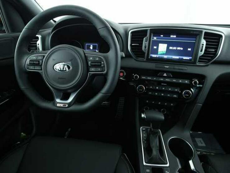 Bild 5: KIA Sportage 2.0 CRDI AWD Aut. GT Line Tech Leder GD