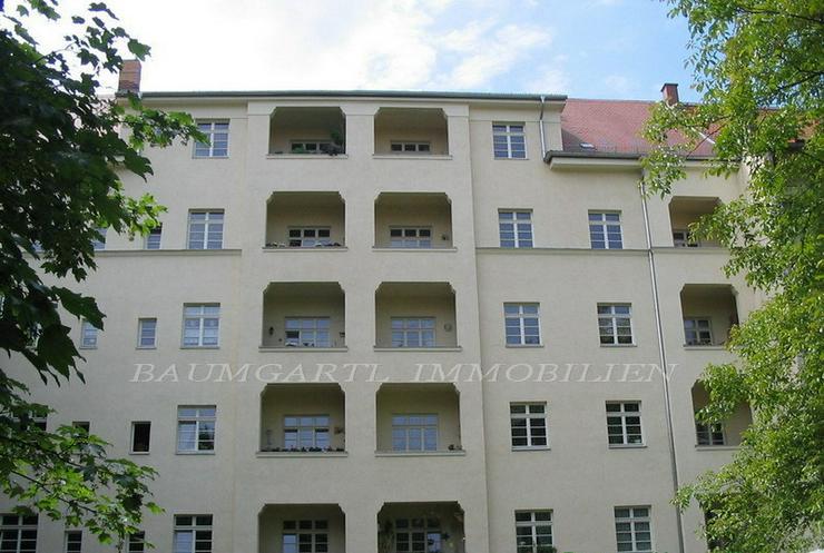 KAPITALANLAGE - 2 Zimmerwohnung in Reudnitz-Thonberg mit Wohnküche und Loggia zu vermiete... - Bild 1