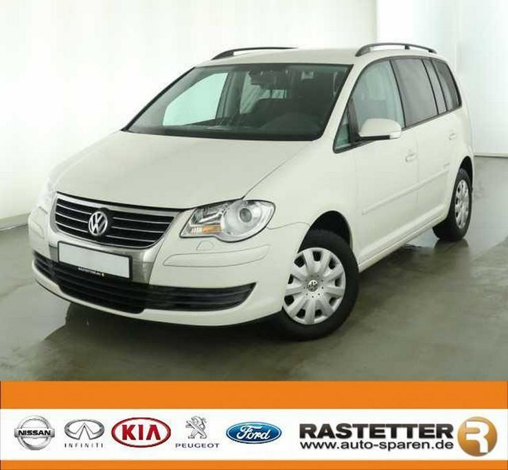 VW Touran 1.4 TSI United Sitzhzg Klimaautomatik - Touran - Bild 1