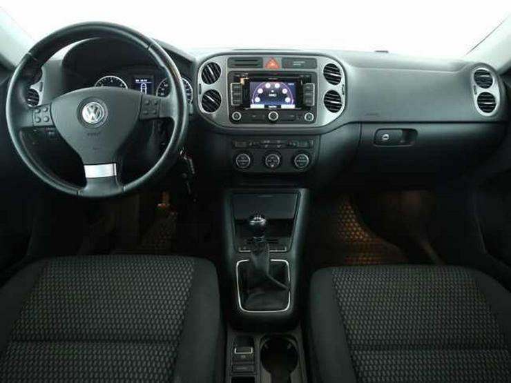 Bild 4: VW Tiguan 2.0 TDI Trend & Fun Navi PDC Sitzhzg AHK