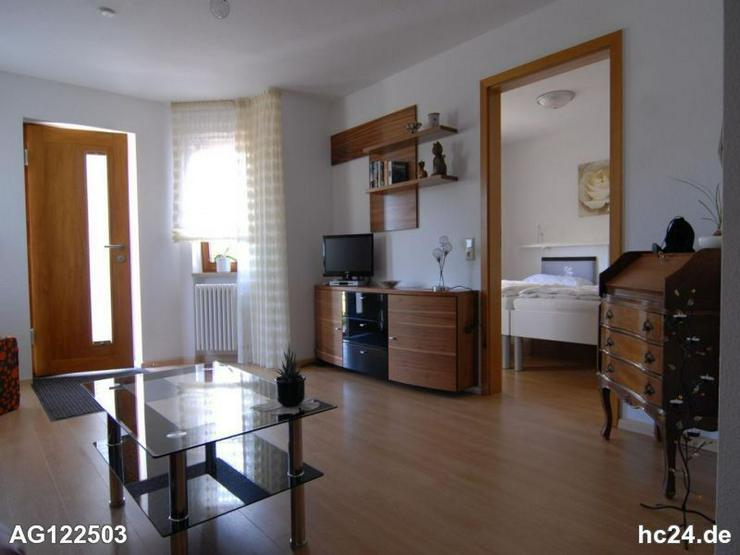 Modern, möblierte 2- Zimmer Wohnung in Lörrach-Tumringen, befristet - Bild 1