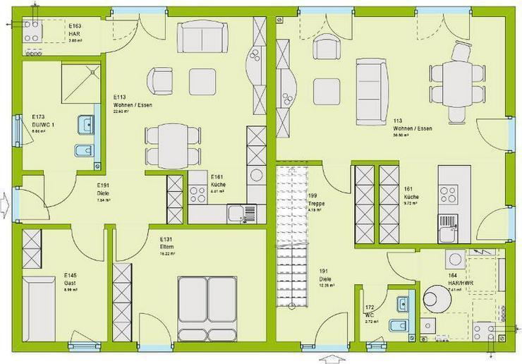 Bild 2: Der Traum vom Haus mit Einliegerwohnung