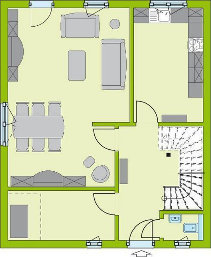 Bild 6: Alle reden über Doppelhaus, oder allein stehend