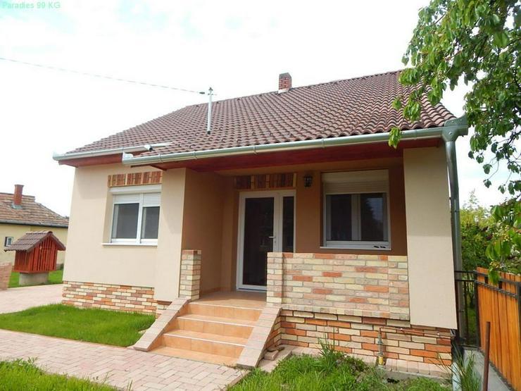 Bild 3: Neuwertiges Wohnhaus in Plattenseenähe