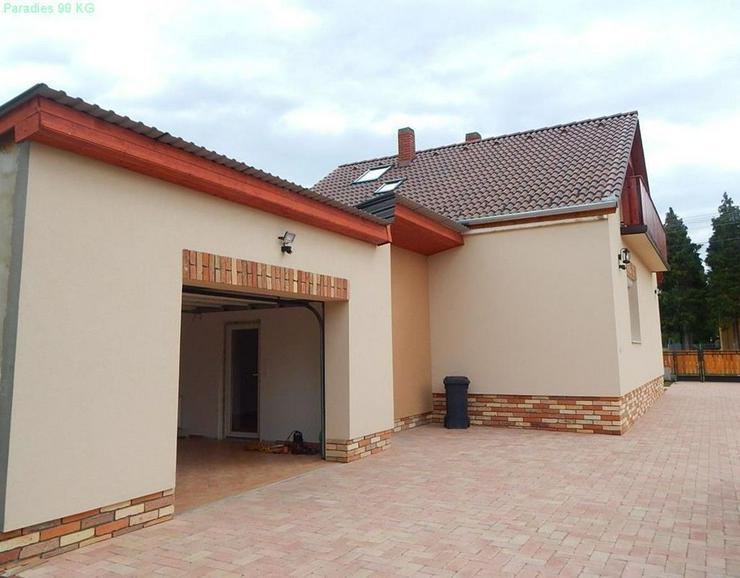 Bild 4: Neuwertiges Wohnhaus in Plattenseenähe