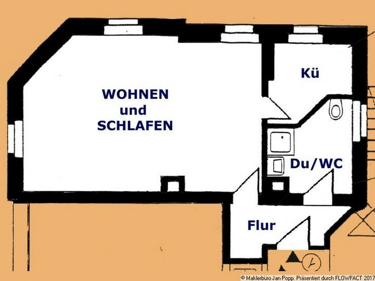 Apartment in Bahnhofsnähe - Wohnung mieten - Bild 1