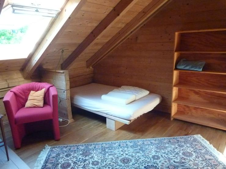 Bild 4: Möbl. Zimmer in Holzhaus ab 1. November 2018