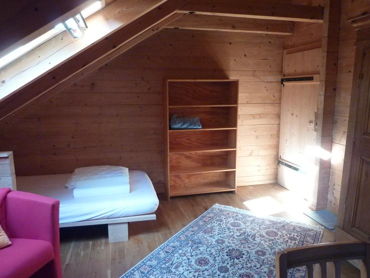 Bild 5: Möbl. Zimmer in Holzhaus ab 1. November 2018