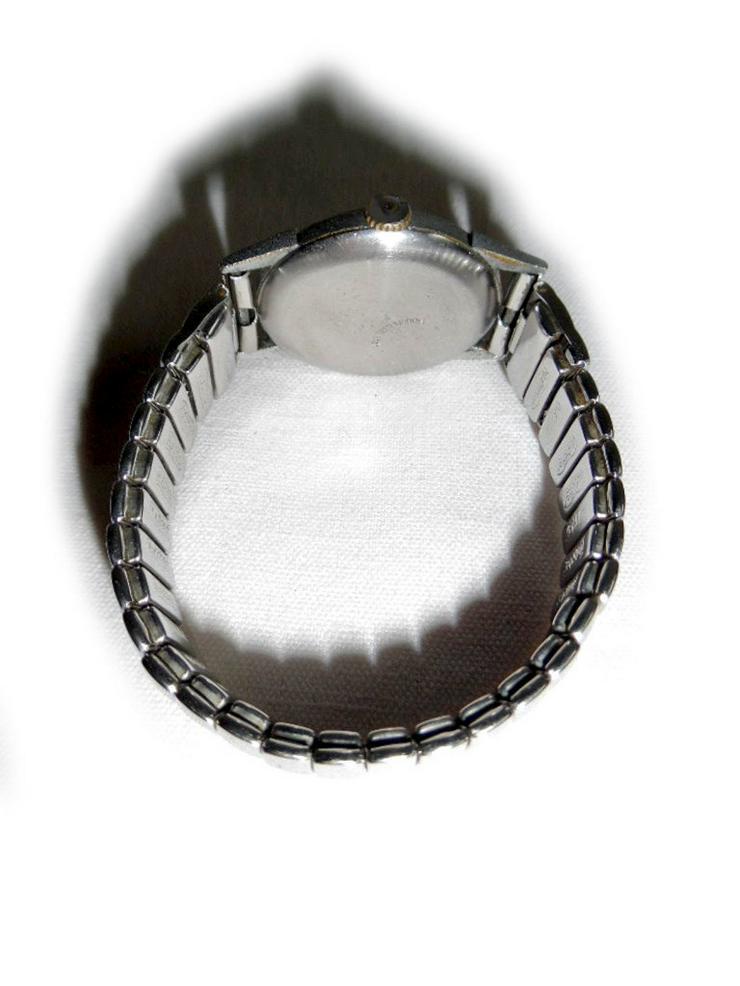 Bild 2: Elegante Junghans Armbanduhr