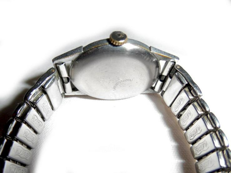 Bild 3: Elegante Junghans Armbanduhr