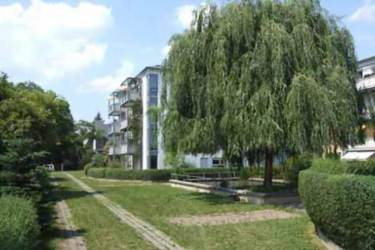 Bild 3: Außenstellplatz in der Schillerstraße 13 - 17 in Flöha