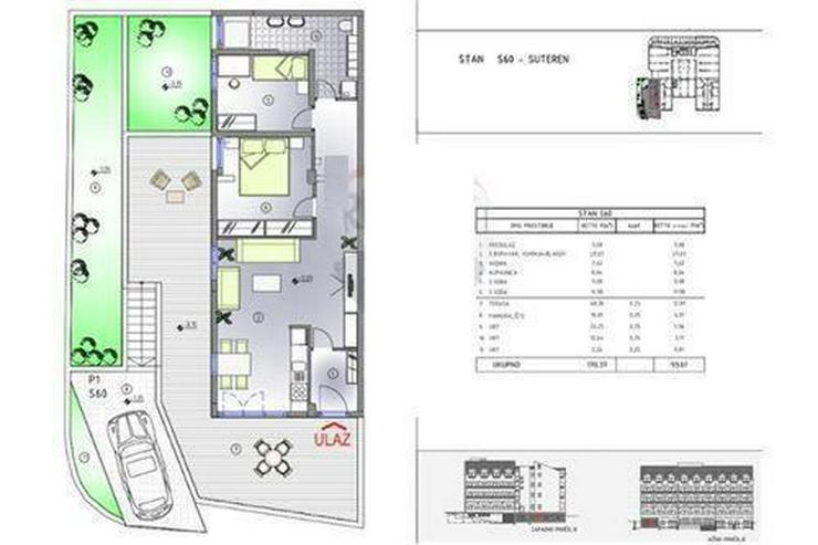 Bild 4: Neubauwohnungen in Kastel Stafilicu Nähe Trogir
