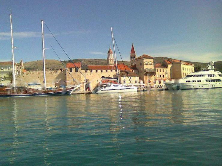 Kleine Wohnung auf der Insel Ciovo - Bild 1