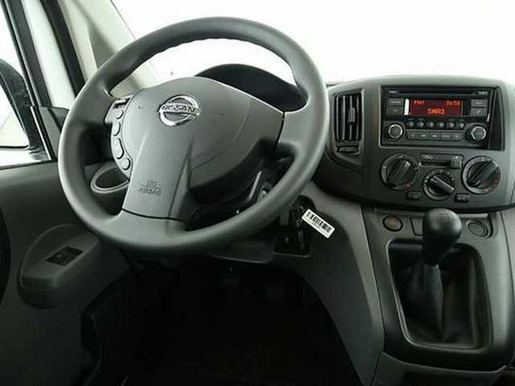 Bild 5: NISSAN NV200 dCi90 Comfort Klima Bluet Heckverglasung