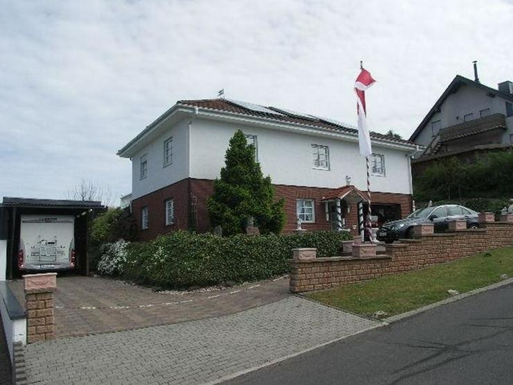 Bild 3: Birgel Vulkaneifel: EFH mit Einliegerwohnung 9 Zimmer Sauna Garten mit Biotop Garage Campe...