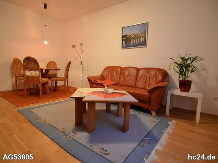 *** möblierte 3 Zimmerwohnung in Ulm mit Terrasse - Wohnen auf Zeit - Bild 1