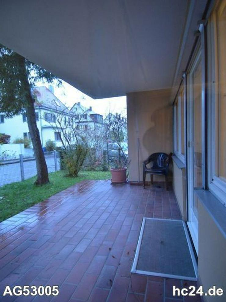 Bild 4: *** möblierte 3 Zimmerwohnung in Ulm mit Terrasse