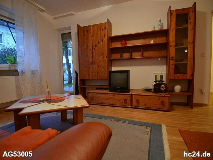 Bild 3: *** möblierte 3 Zimmerwohnung in Ulm mit Terrasse