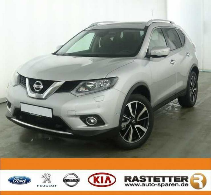 NISSAN X-Trail 1.6dCi 4x4i n-vision Nav Safety Panorama