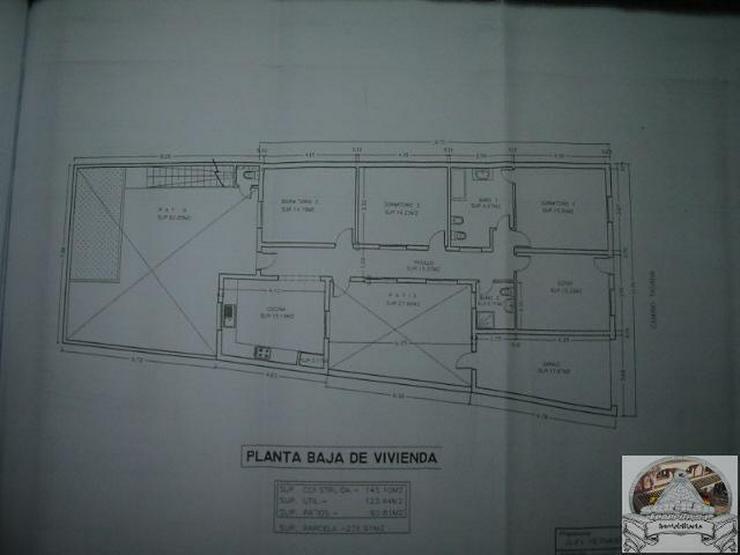 Eingeschossiges Behindertenfreundliches Einfamilienhaus in Icod de los Vinos 8 Zimmer - Haus kaufen - Bild 1