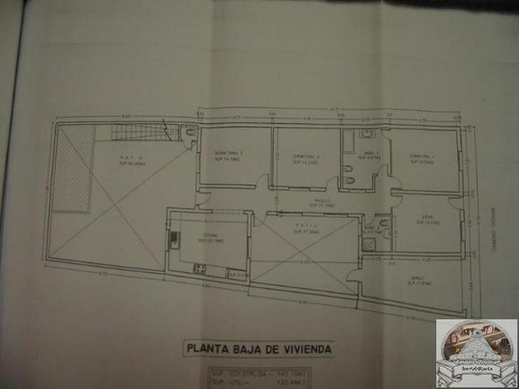 Bild 2: Eingeschossiges Behindertenfreundliches Einfamilienhaus in Icod de los Vinos 8 Zimmer