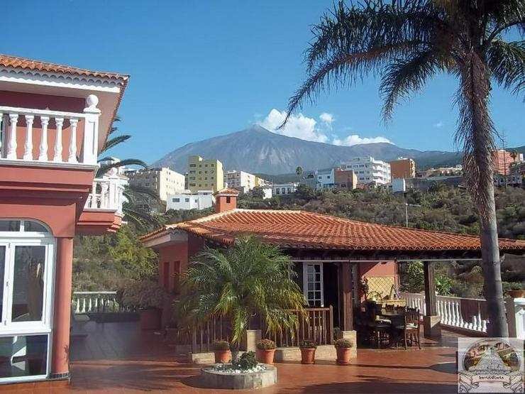 Bild 4: Villa in sehr ruhiger Lage, Sackgasse in Icod de los Vinos