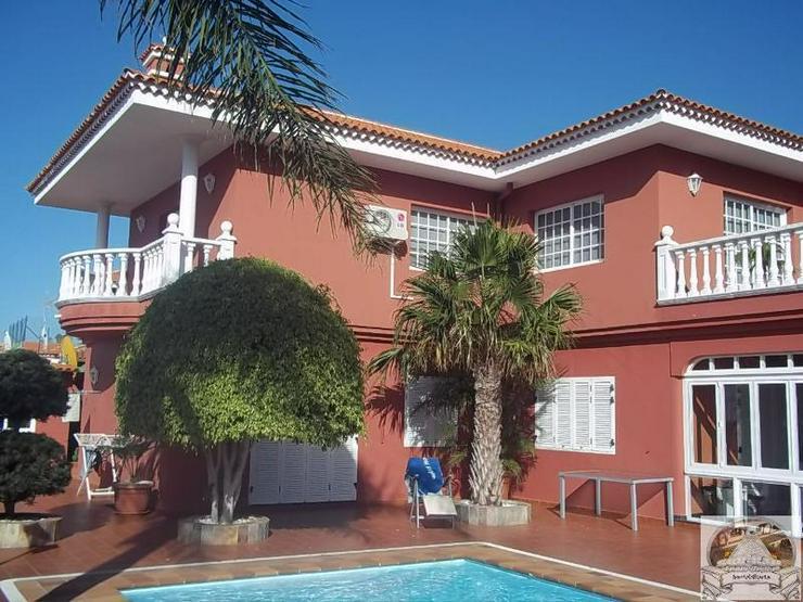 Villa in sehr ruhiger Lage, Sackgasse in Icod de los Vinos - Haus kaufen - Bild 1