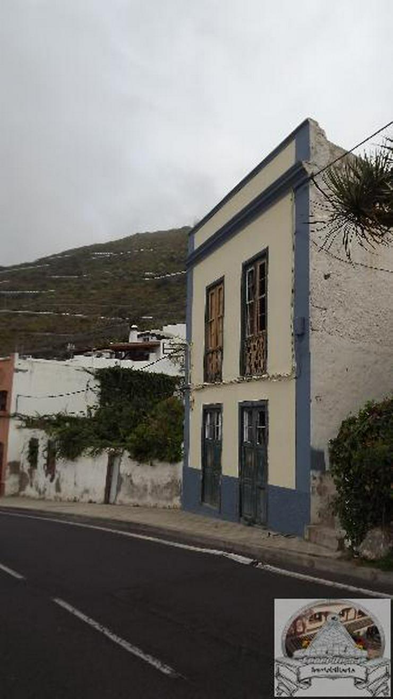 Kanarisches Einfamilienhaus in Las Cruzes - Haus kaufen - Bild 1