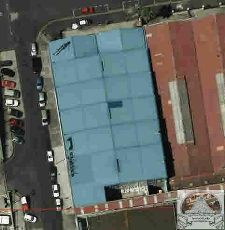 Industriehalle im Poligono San Jeronimo