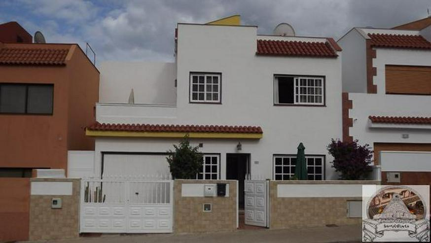 Einfamilienhaus in Los Silos - Sibora
