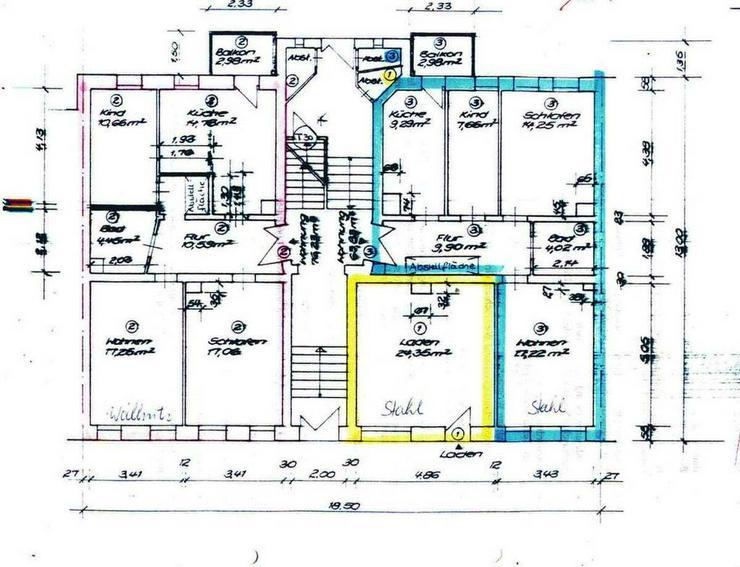 Bild 14: KAPITALANLAGE - Erdgeschosswohnung im Bülowviertel - 3 Zimmerwohnung mit Wohnküche