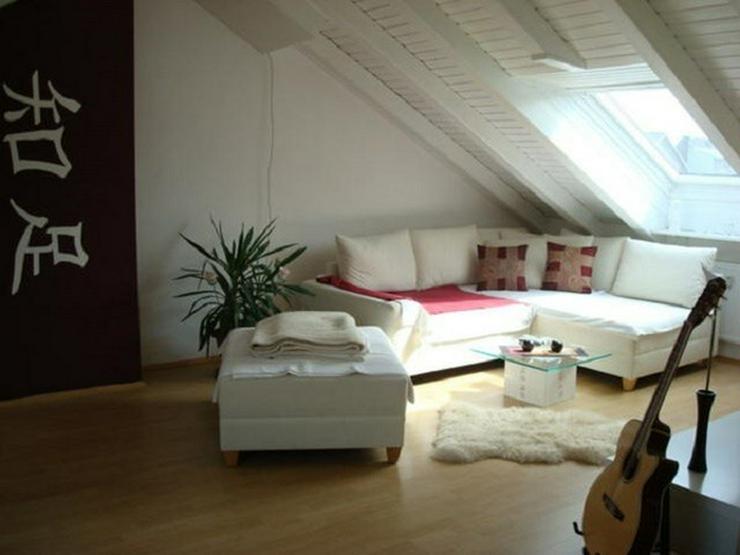 f r single eine traumhaft sch ne dachwohnung in h rth auf. Black Bedroom Furniture Sets. Home Design Ideas