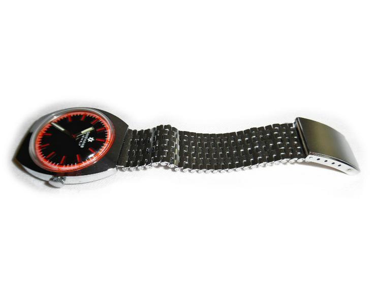 Bild 2: Sportliche Junghans Armbanduhr - neuwertig
