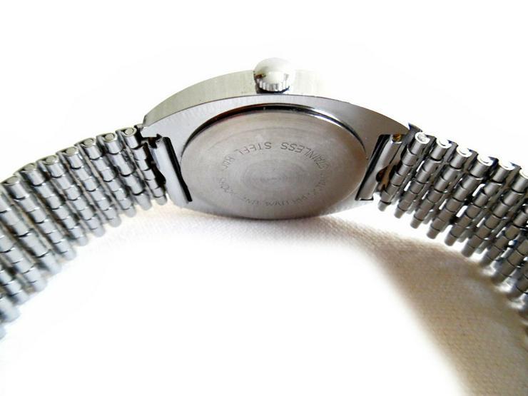 Bild 4: Sportliche Junghans Armbanduhr - neuwertig