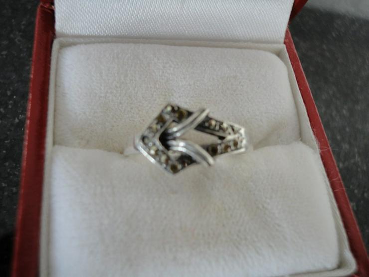 Bild 2: Silberring 925 Erbstück