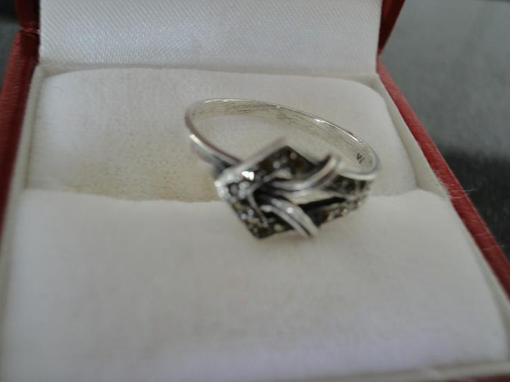 Bild 4: Silberring 925 Erbstück