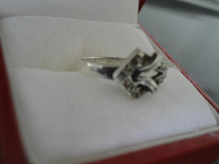 Bild 3: Silberring 925 Erbstück