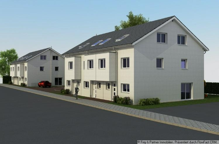 Baubeginn erfolgt! Letztes Reihenmittelhaus im Ortsteil Gallenweiler