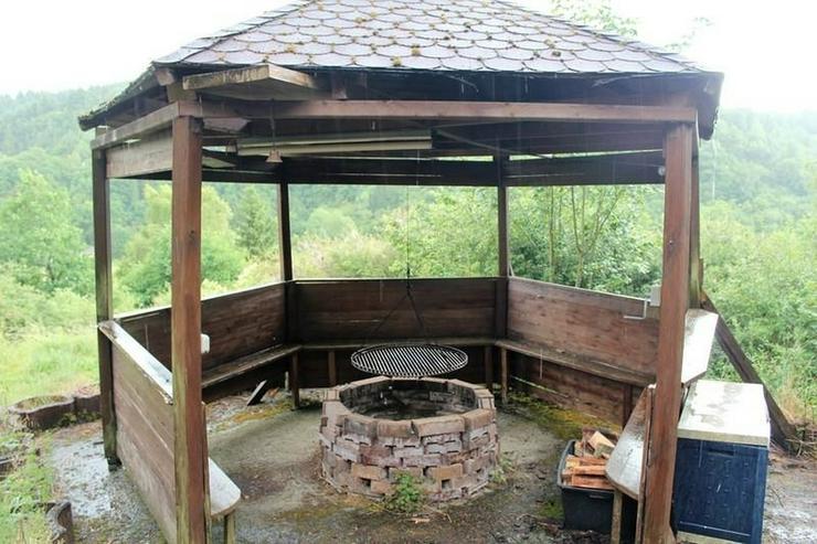 Bild 4: Einfamilien- oder Mehrgenerationshaus 200 qm mit Grillhütte & offener Kamin - von Schlapp...