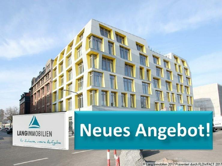 ++ Nähe der EZB! 2-Zimmer im Loft-Style mit edler Ausstattung, EBK und Balkon ++ - Wohnung mieten - Bild 1