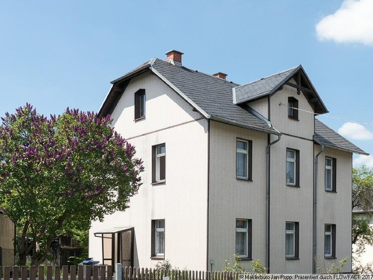 Wo man wohnen möchte - Haus an der Talsperre Pöhl
