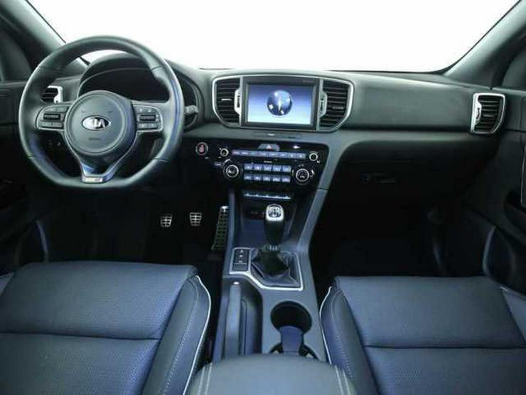 Bild 4: KIA Sportage 2.0CRDI AWD GT Line Tech Leder Glasdach