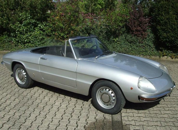 Alfa Romeo 1300 Junior RUNDHECK SPIDER Duetto