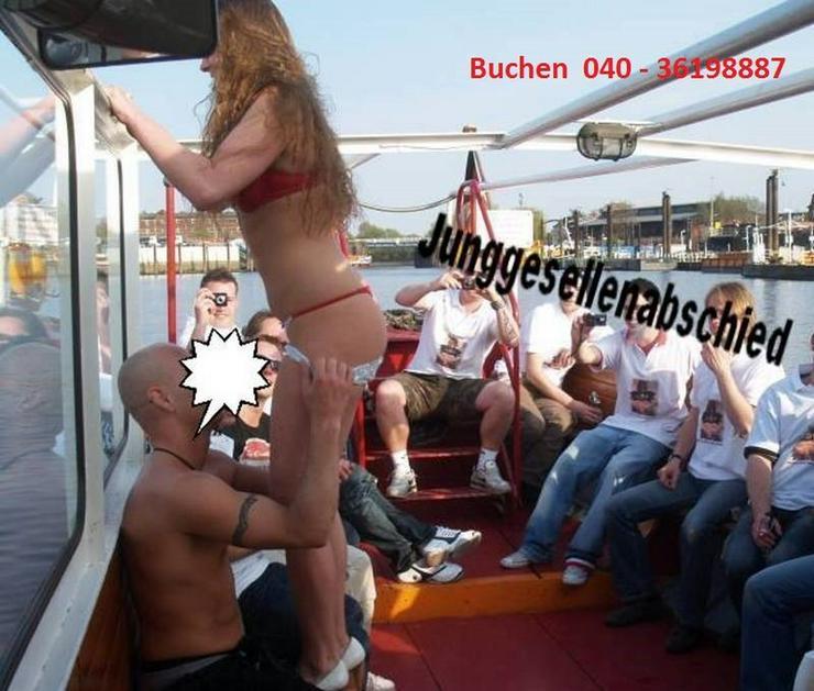 Bild 2: Junggesellenabschied Hafenrundfahrten Hamburg