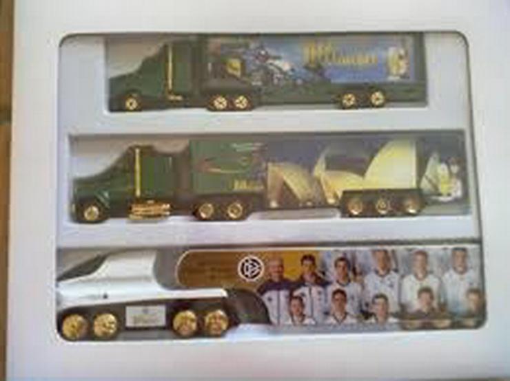 BITBURGER Premium Truck-Set - 1:87 - NEU + TOP!