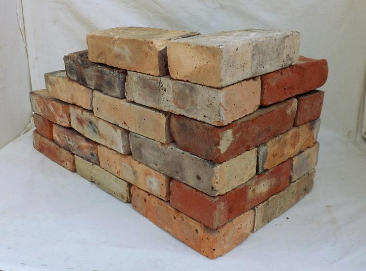 Antikziegel alte Mauersteine rustikale Ziegel