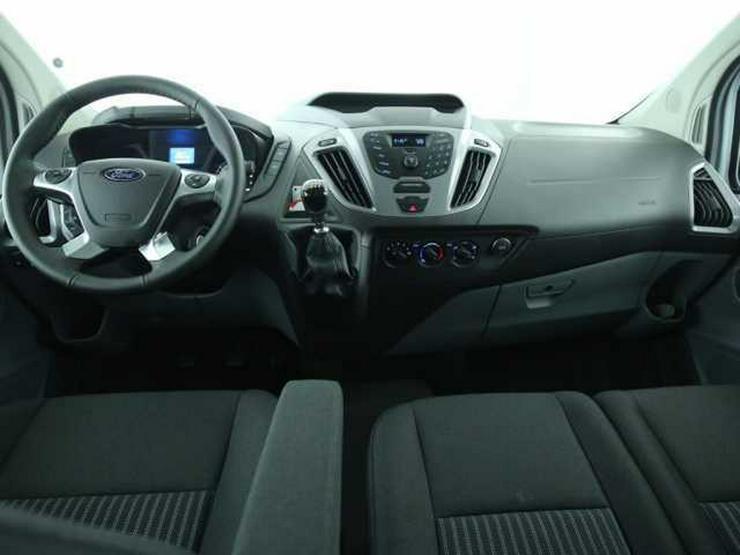 Bild 4: FORD Transit Custom 340 L1 Trend 9Sitze Euro6 2.0 TDCi PDC Klima Tempomat